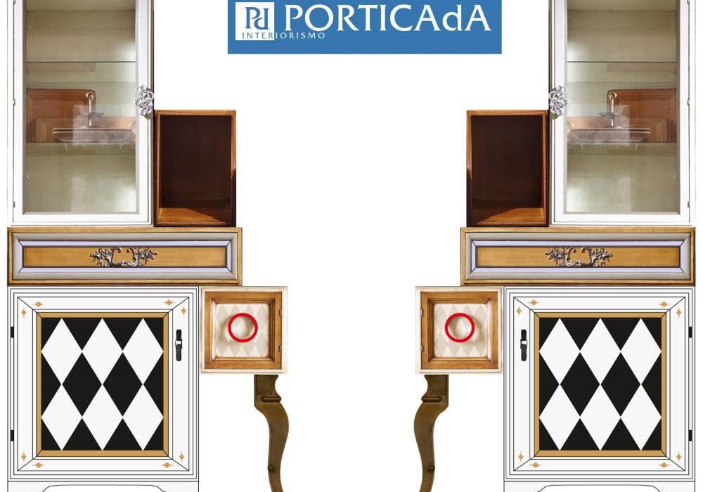 VARIOS PERSONALIZADO COMPOSICIÓN 1 opción inicial moviendo cubo 5 cms y haciendo modulo rombos -2