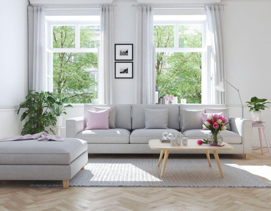 Cómo acertar con el color del sofá